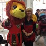 Lejon och jag
